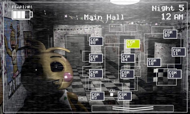 Five Nights at Freddy's 2 Demo для Android