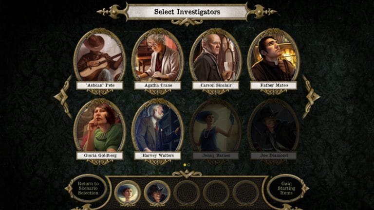 Mansions of Madness для Android