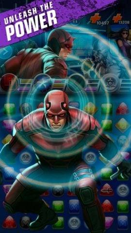 Marvel Puzzle Quest для iOS