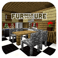 Mod Furniture for MCPE для Android