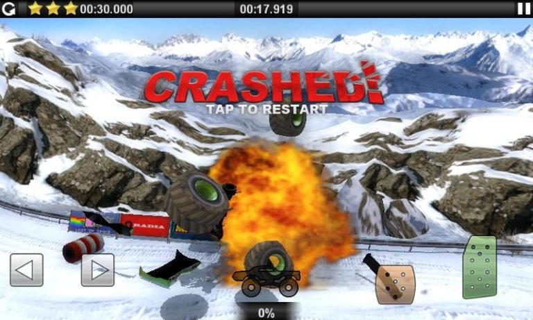 Offroad Legends для Android