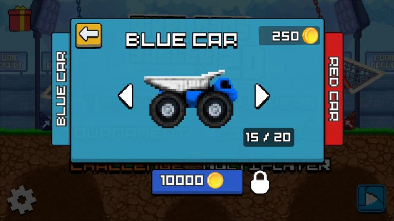 Pixel Cars Soccer для Android