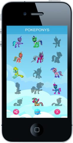 Pocket Horse and Pony Go для Android