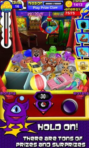 Prize Claw для Android