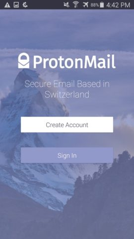 ProtonMail для Android