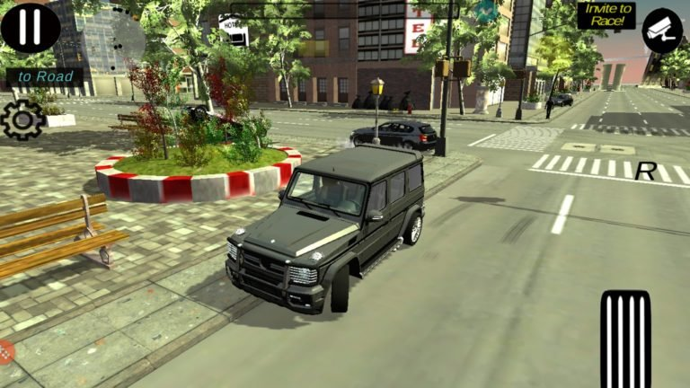 Real Car Parking HD для Android