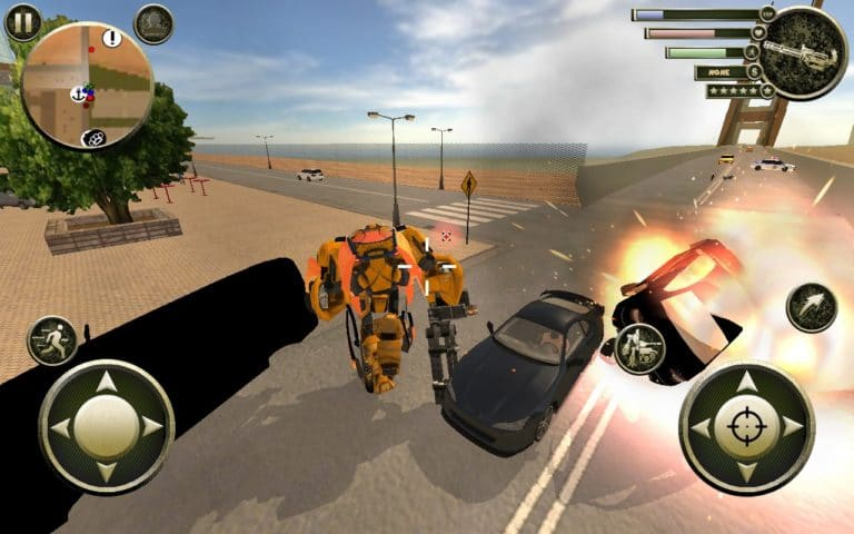 Rise of Steel для Android