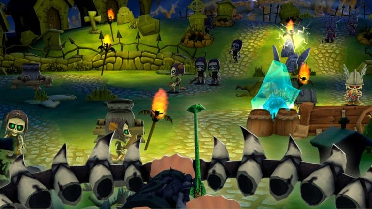 Skull Towers для Android