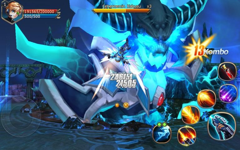 Sword of Chaos для Android
