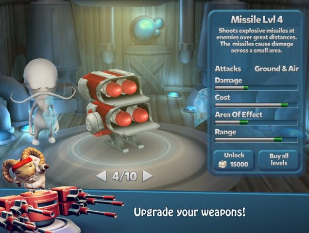 Tower Madness 2 для Android