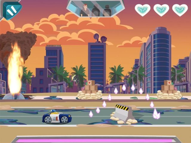 Transformers Rescue Bots для Android