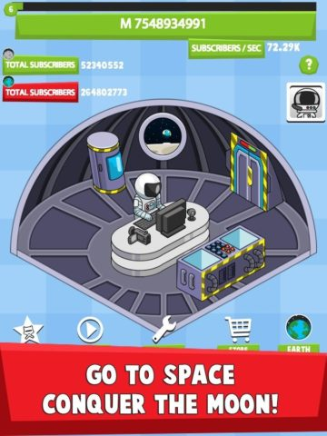 Tube Tycoon для Android