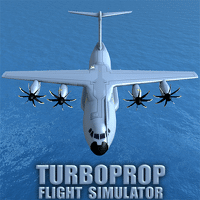 Turboprop Flight Simulator для Android