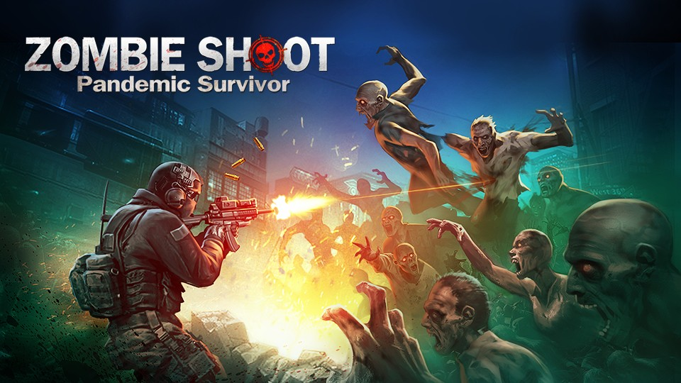 Zombie Shooter Pandemic Unkilled – На краю вселенной