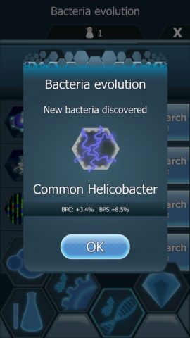 Bacterial Takeover для Android
