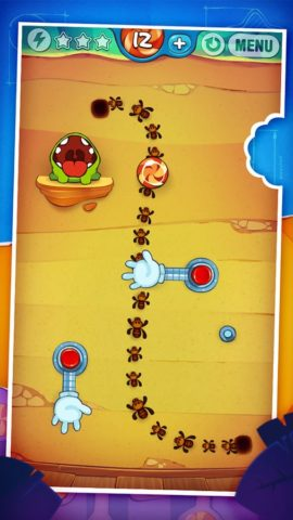 Cut the Rope Experiments для iOS
