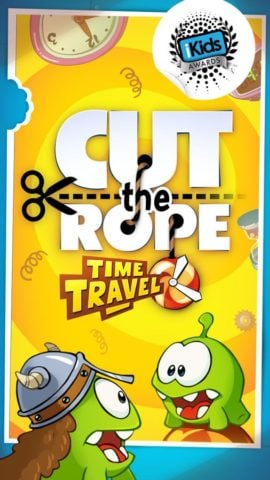 Cut the Rope Time Travel для iOS
