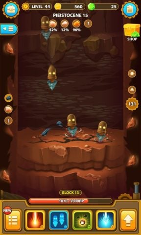 Deep Town для Android