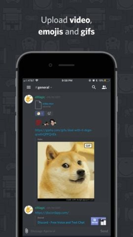 Discord for iOS