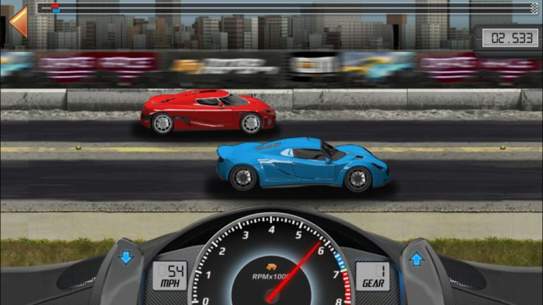 Drag Racing Classic for iOS