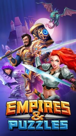 Empires and Puzzles для Android