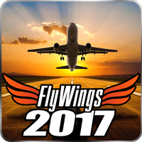 Flight Simulator FlyWings для Android