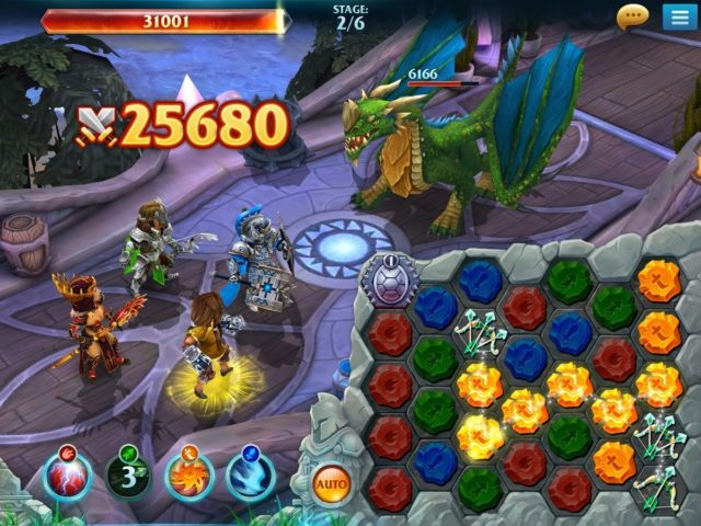 Forge of Glory для Android
