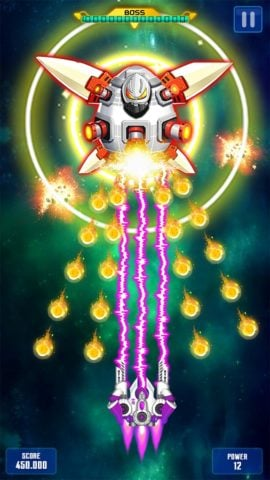 Galaxy Attack Space Shooter для Android