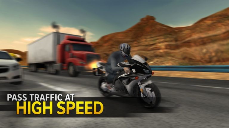 Highway Rider for iOS