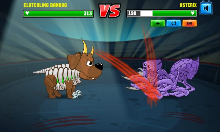 Mutant Fighting Cup для Android