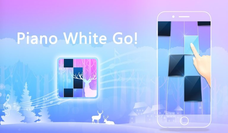 Piano White Go для Android