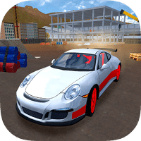 Racing Car Driving Simulator для Android