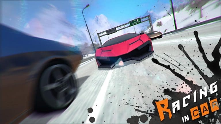 Racing In Car 3D для Android
