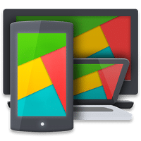 Screen Stream Mirroring для Android