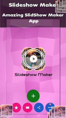 Slideshow Maker для Android