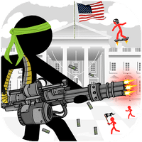 Stickman Army The Defenders для Android