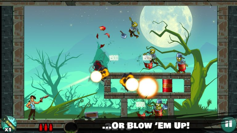 Stupid Zombies for iOS