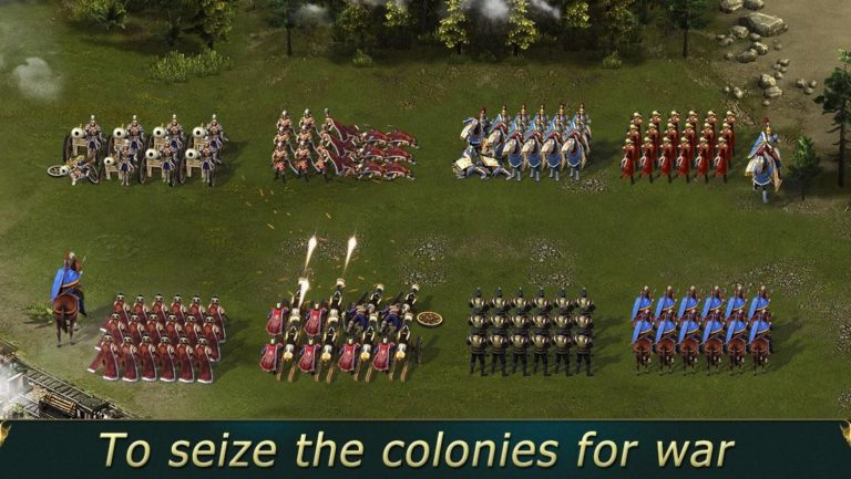 War of Colony для Android