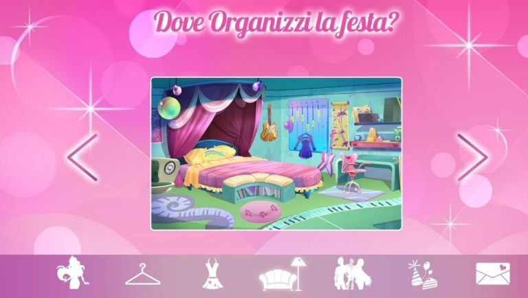 Winx Party для Android