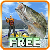 Bass Fishing для Android