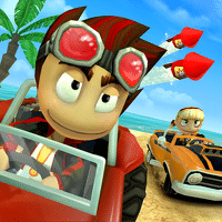 Beach Buggy Racing для iOS