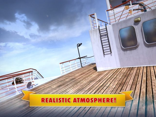 Can You Escape Titanic для Android
