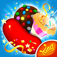 Candy Crush Saga для iOS