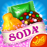 Candy Crush Soda Saga для iOS
