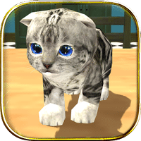 Cat Simulator Kitty Craft для Android