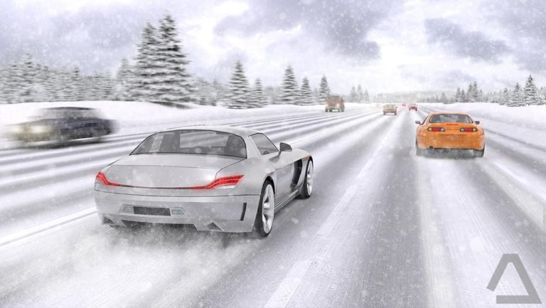 Driving Zone для Android