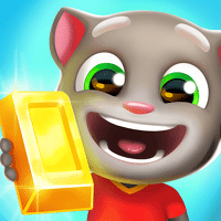 Talking Tom Gold Run for iOS