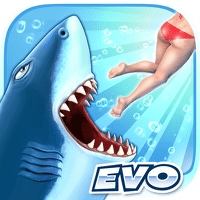 Hungry Shark Evolution для iOS