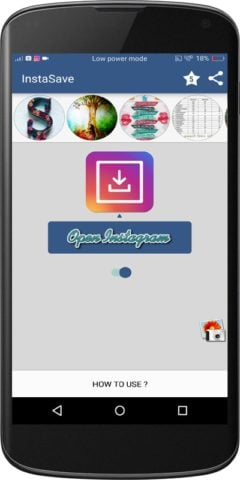 InstaSaver для Android