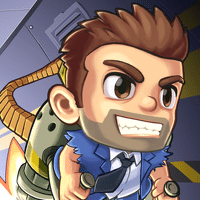 Jetpack Joyride для iOS (iPhone, iPad)